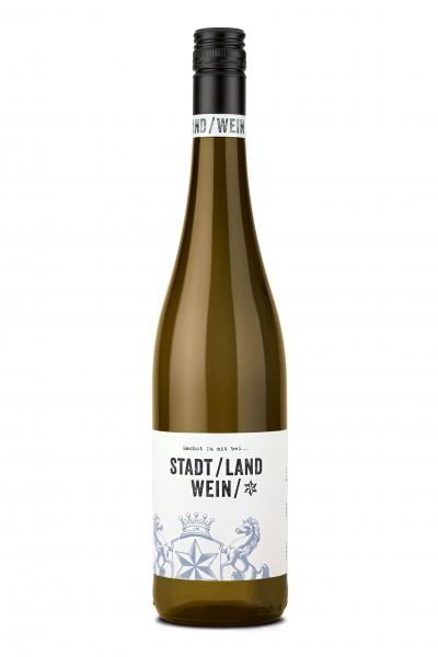 Stadt Land Wein - Weißwein 0,75 L